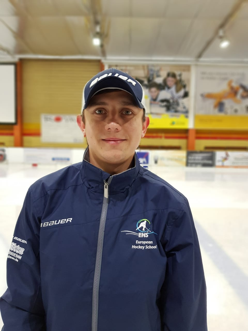 Evgeniy Sirota,  Coach Powerskating