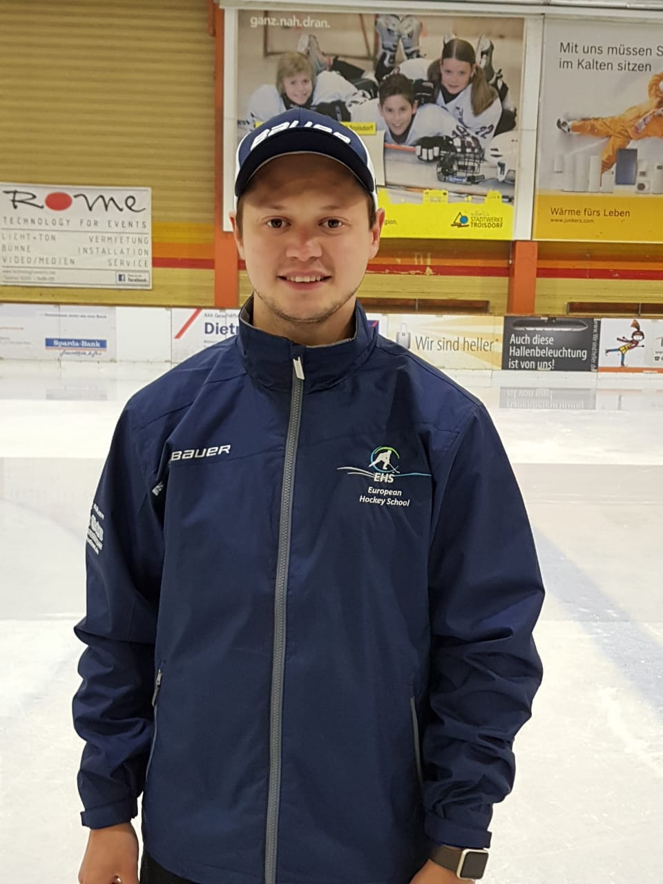 Eduard Khamidulin,  Coach Powerskating